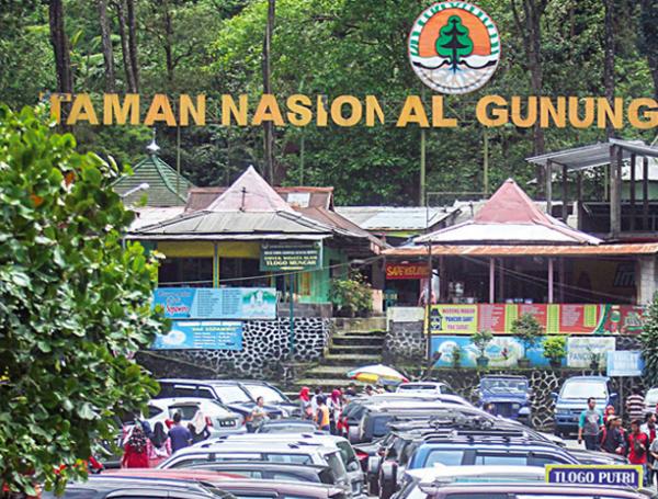 Taman Kawasan Gunung Merapi